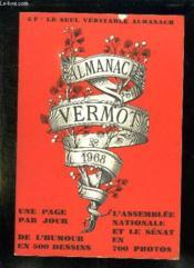 Almanach Vermot 1968. - Couverture - Format classique