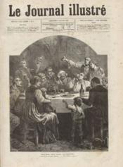 Journal Illustre (Le) N°2 du 08/01/1882 - Couverture - Format classique