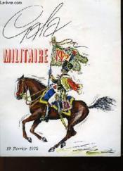 Gala Militaire 1972 - Couverture - Format classique
