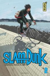 Vente livre :  Slam dunk - star edition T.2  - Takehiko Inoue