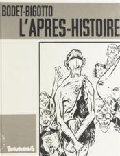 L'Apres-Histoire - Couverture - Format classique