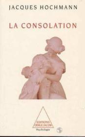 La consolation - Couverture - Format classique