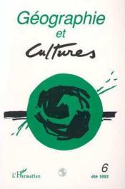 Geographie Et Cultures 6 - Couverture - Format classique