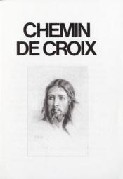 Chemin de croix - Couverture - Format classique