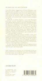 Le Labyrinthe Du Pelerin ; Mes Chemins De Compostelle - 4ème de couverture - Format classique