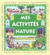 Mes activites natures - Intérieur - Format classique