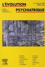 L'Evo.Psyc.06 Veuves Alcooliqu - Ev064 - Couverture - Format classique