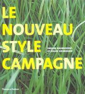 Nouveau style campagne - Intérieur - Format classique