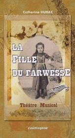 La Fille De Farwesse - Couverture - Format classique