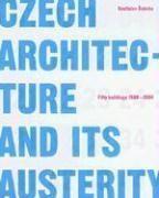 Czech Architecture /Anglais - Couverture - Format classique