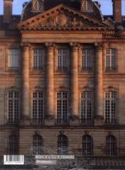 Le palais Rohan de Strasbourg ; l'oeuvre commune d'un évêque et d'un architecte, Armand Rohan de Soubise et Robert de Cotte - 4ème de couverture - Format classique