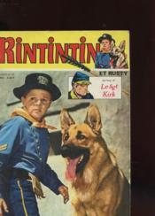 Rintint Et Rusty N°70 - Couverture - Format classique
