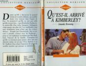 Qu'Est Il Arrive A Kimberley ? - Trail To Love - Couverture - Format classique
