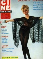 Cine Revue Tele-Revue - 45e Annee - N° 53 - Galia - Couverture - Format classique