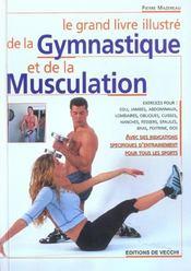 Le Grand Livre De La Gymnastique Et Musculation - Intérieur - Format classique