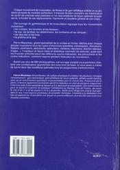 Le Grand Livre De La Gymnastique Et Musculation - 4ème de couverture - Format classique