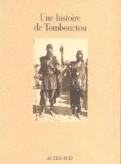 Une Histoire De Tombouctou - 4ème de couverture - Format classique
