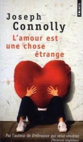 L'amour est une chose étrange - Couverture - Format classique