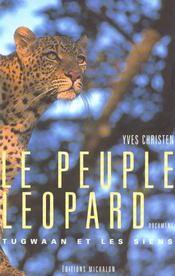 Le peuple léopard - Intérieur - Format classique