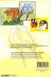 Mobiles Multicolores Transparents Animaux - 4ème de couverture - Format classique