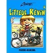 Litteul Kevin- T4 (Anc Ed) - Couverture - Format classique