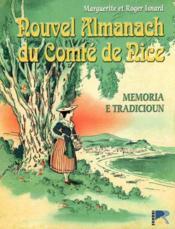 Nouvel almanach du comte de nice - Couverture - Format classique