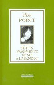Petits Fragments De Soi A L'Abandon - Intérieur - Format classique