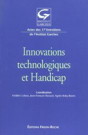 Innovations Technologiques Et Handicap - Intérieur - Format classique