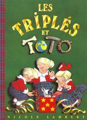 Les triplés et Toto - Intérieur - Format classique