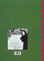 Les triplés et Toto - 4ème de couverture - Format classique