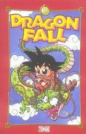 Dragon fall t.1 ; le principe - Intérieur - Format classique