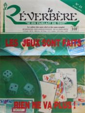 Reverbere (Le) N°21 du 20/06/1994 - Couverture - Format classique