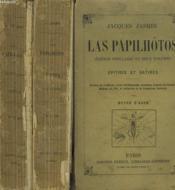 Les Papilhotos. Edition Populaire En 2 Volumes. Tome 1 : Le Poemes Et Les Odes / Tome2: Epitres Et Satires. - Couverture - Format classique