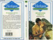 Rhapsodie Creole - Night Of The Beguine - Couverture - Format classique