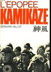 L'Epopee Kamikaze - Couverture - Format classique