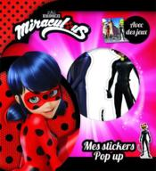 Vente  Miraculous ; stickers pop'up  - Madeleine C.