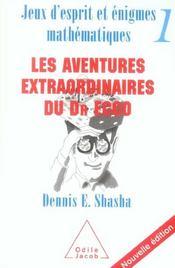 Jeux D'Esprit Et Enigmes Mathematiques 1 (Nouvelle Edition) - Intérieur - Format classique