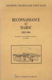 Reconnaissance Au Maroc, 1883-1884 - Intérieur - Format classique