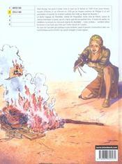 L'ordre impair t.2 ; Séville 1600 - 4ème de couverture - Format classique