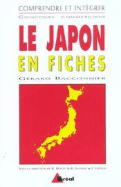 Le Japon en fiches (2e édition) - Intérieur - Format classique