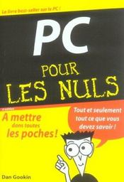 Pc Pour Les Nuls - Intérieur - Format classique