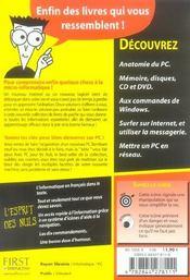 Pc Pour Les Nuls - 4ème de couverture - Format classique