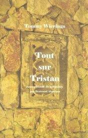 Tout sur tristan - Intérieur - Format classique