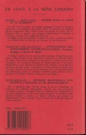 Grands Secrets Merveilleux - 4ème de couverture - Format classique
