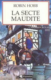 L'Assassin Royal T.8 ; La Secte Maudite - Intérieur - Format classique
