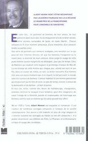 Teresa Et Autres Femmes - 4ème de couverture - Format classique