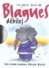 Blagues Debiles - Couverture - Format classique