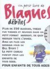 Blagues Debiles - 4ème de couverture - Format classique