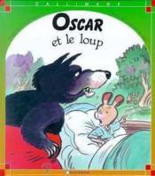 Oscar Et Le Loup - Couverture - Format classique