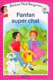 Fanfan Super Chat - Couverture - Format classique